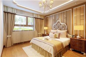 欧式风格卧室设计