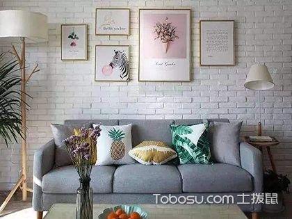 文化砖背景墙,文化砖背景墙个性装饰设计图