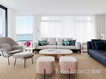 北欧风格窗帘,帮你布置清新简约的家居设计