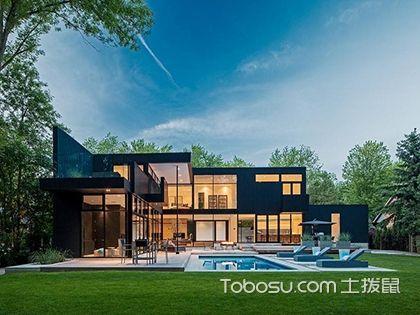 別墅裝潢,簡約別墅裝飾設計效果圖
