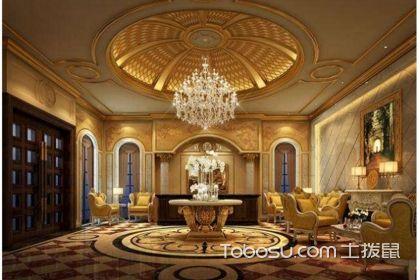 歐式客廳吊燈圖片大全,如何選購大廳吊燈
