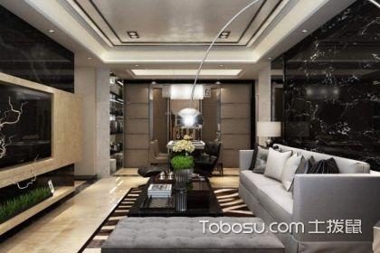 现代港式装修效果图客厅,打造优质的家居生活