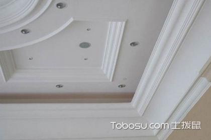 天花板角线安装方法,天花板角线安装注意事项