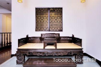 不喜欢欧式客厅?中式禅意客厅装修风格了解一下