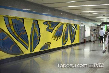 商場墻壁裝飾,商場墻壁的裝飾手法有哪些?