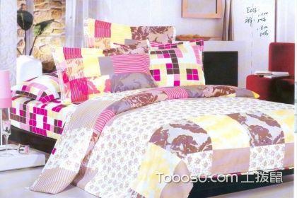 用什么方法防止清洗家纺床上用品四件套时掉色呢?