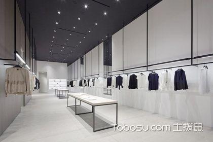 小服装店装修设计,怎样才能合理装修小服装店?