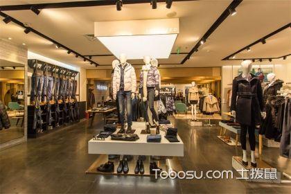 小面积服装店装修风格,服装店怎样装修吸引顾客