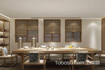 餐厅装修设计不用愁,营造和谐的气氛还靠餐厅装修设计