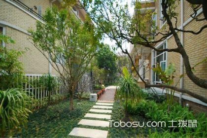 別墅花園裝修設計四大模板,把生活過成了詩