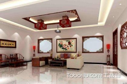 中式古典风格别墅,爱上古典中国风