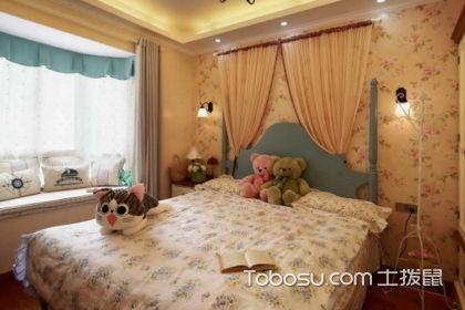 卧室的装修,让小卧室变大的技巧