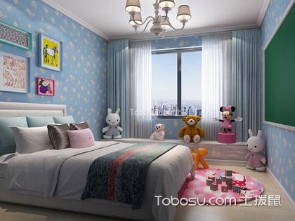 安徽儿童房装修效果图,打造独特的美好