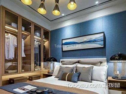 家装大衣柜效果图,装点卧室空间的一把好手图片