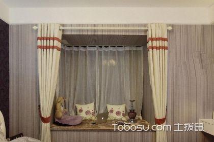 窗簾桿安裝方法,關注下裝修流程