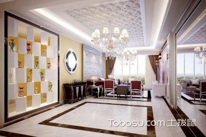 家裝客廳地磚,好看的地磚打造出精美的客廳設計