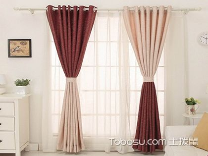 窗帘家装效果图大全,窗帘装饰设计图欣赏