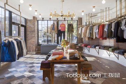 30平方服裝店裝修圖片,引領潮流風向標