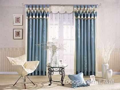 窗帘装修图,不同风格窗帘布置效果图