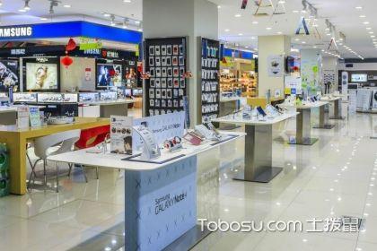 手機配件店裝修效果圖分享給你,讓手機配件店更受歡迎