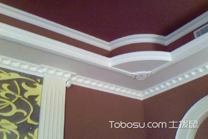 石膏线安装方法图解,石膏线安装的诀窍