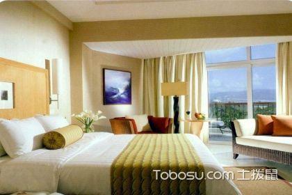 酒店窗簾設計好,回頭顧客不會少