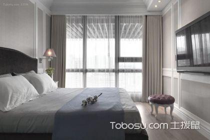 现代装修风格用的窗帘如何选,合理的搭配是关键