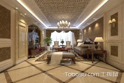 歐式客廳風格裝修怎么裝?最全的歐式客廳裝修方法介紹