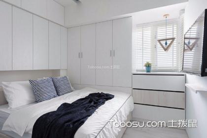 卧室衣柜效果图,实用才是王道