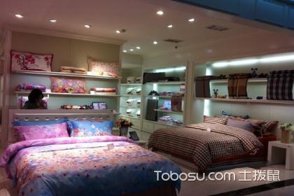 床上用品店鋪裝修圖片,床上用品店鋪怎么裝修好看