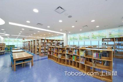 图书馆效果图,图书馆应该如何装修设计