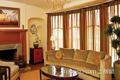 室内设计窗帘效果图,完美的装饰品设计