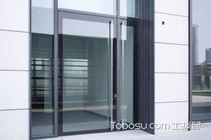 玻璃门配件有哪些?玻璃门种类有哪些?