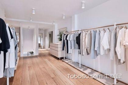 北欧服装店装修效果图,简约时尚的北欧风格服饰店