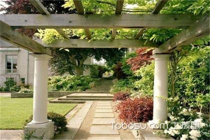 防腐木庭院装修效果图,如果选择到比较好的防腐木