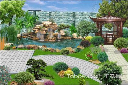 欧式小庭院设计效果图,哪个设计让你更加心动呢