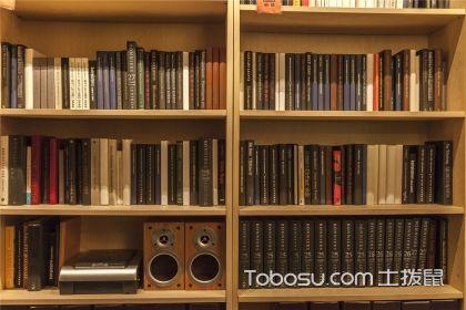 榻榻米带书柜效果图,卧室原来还可以这样装