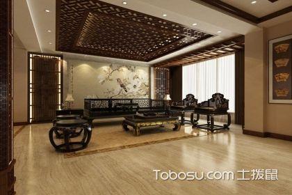 简约中式客厅案例欣赏,好看的设计怎能错过