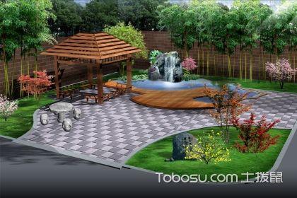 小庭院绿化效果图,庭院绿化的好帮手