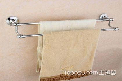 毛巾杆的安装步骤有哪些呢?