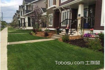 别墅门前绿化效果图,打造不一样的家园