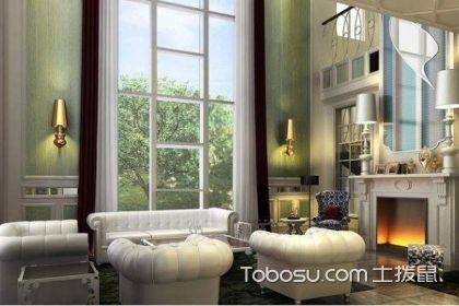 别墅客厅通高窗户,别墅客厅窗户安装要注意什么?