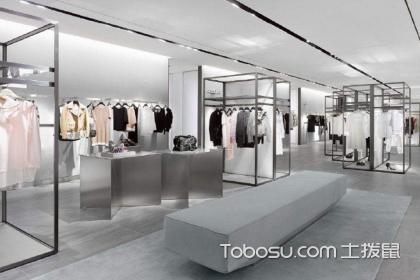 簡約服裝店裝修圖片,服裝店設計圖片