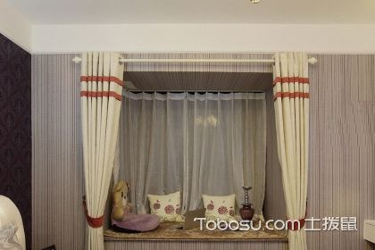 一般窗帘安装方法,了解下窗帘安装方法