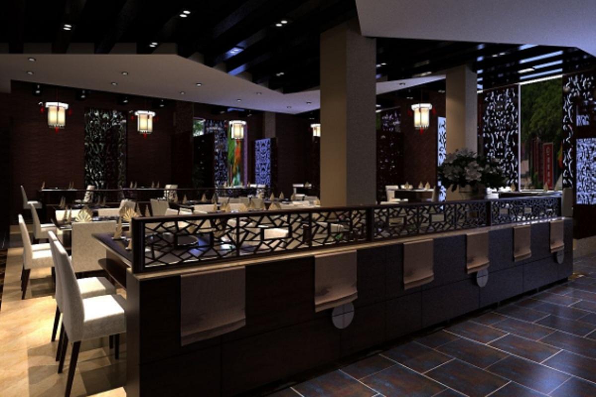 特色餐厅设计,你更喜欢哪个餐厅风格呢?