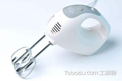 打蛋器什么牌子好,哪个牌子的电动打蛋器适合家庭使用