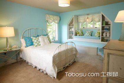 卧室装修颜色风水,卧室装修不宜采用哪些颜色?