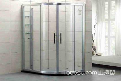 淋浴房尺寸一般是多大,淋浴房尺寸规格类型