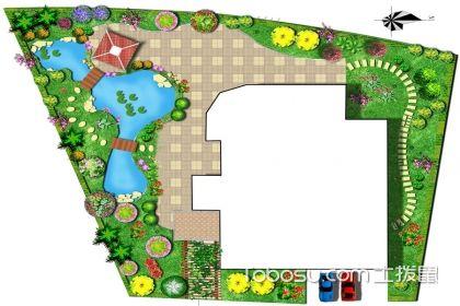 小庭院设计图如何做?体现特色是关键