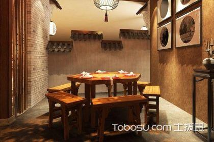 中式餐厅装修效果图,不看你会后悔的